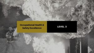 Occupational Health & Safety Excellence - Level 3