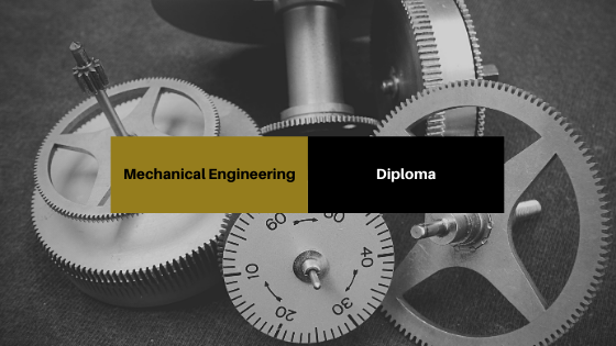 Diploma in Mechanical Engineering - Ken Institute